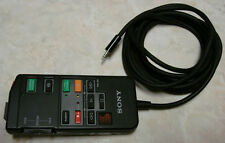 Sony RM-84 Wire Remote Control 5-Pin Control L Modified to 2.5mm LANC ~ RM-95