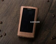 A6 EASECASE Custom-Made Genuine Leather Case For SONY WM1 WM1A WM1Z