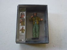 Torro 1/16 Hand-Painted Tank Crew Figures - US Army Tank Commander