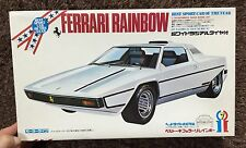 BERTONE FERRARI RAINBOW 1/24 MODEL KIT IKKO JAPAN