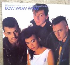 VINTAGE POSTER BOW WOW WOW NEW WAVE MUSIC BAND ORIGINAL POSTER MINT CONDITION