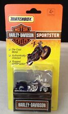 NEW Matchbox Harley Davidson Purple SPORTSTER Edition Dated Vintage 1993
