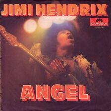"7"" Jimi Hendrix – Angel / Freedom // Germany"
