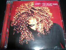 Janet Jackson The Velvet Rope (Australia) CD – Like New