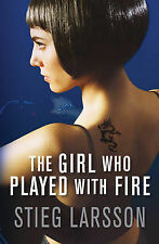 The Girl Who Played with Fire (Millennium Trilogy), Stieg Larsson