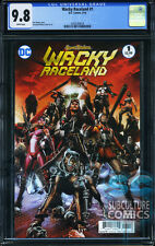 WACKY RACELAND #1 - FIRST PRINT - CGC 9.8 - SOLD OUT - DC COMICS - FIRST ISSUE