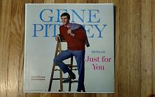 """Record 33 LP Gene Pitney""""Sings Just For You Musicor MM-2004 1963 Excellent Vinyl"""