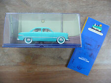 Ford Custom V8 1949 Tintin Objectif Lune Figurine voiture Automobile