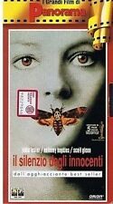Il silenzio degli innocenti (1991) VHS