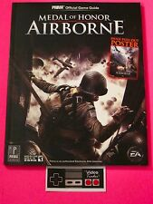 Medal of Honor Airborne Prima Official Strategy Game Guide Book Nice