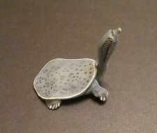 RARE Kaiyodo ChocoQ Egg Animatales Series 3 Chinese Softshell Turtle Figure