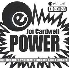 Power [Single] by Joi Cardwell (CD, Nov-1998, Eightball Records)