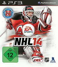 Sony Playstation PS3 Spiel NHL 14
