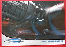 THUNDERBIRDS (il filmato 2004) - CARD # 49-la caccia comincia-CARDS INC 2004