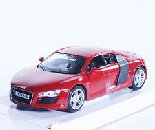 TC21 New Audi R8 Sport Coupe 1:24 1/24 Red Diecast Model Toy Car Maisto Special