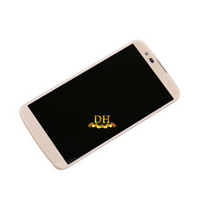 LCD Display Touch Screen Digitizer Frame For LG LG K428 MS428 K428SG Parts