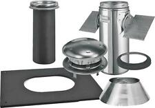 "SELKIRK 206621 6"" INSULATED SURE-TEMP PITCHED CEILING PIPE SUPPORT KIT 9846999"