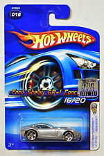 HOT WHEELS 2005 FORD SHELBY GR-1 CONCEPT 16/20 REALISTIX #016 FACTORY SEALED