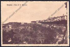 BERGAMO CITTÀ 153 Cartolina viaggiata 1919