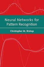 Neural Networks for Pattern Recognition Int'l Edition