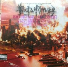 BUSTA RHYMES - Extinction Level Event-The Final Word Front (CD) . FREE UK P+P ..