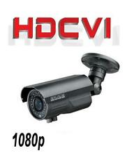 "HD-CVI Bullet Security Camera 2MP 2.8~12mm Varifocal Lens, 1 /2.8"" CMOS IR Black"