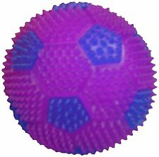 Amazing Pet Products Blinking Bouncy Soccer Ball Dog Toy 2.6-Inch