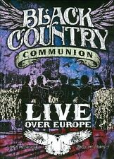 Black Country Communion Live over Europe*DVD Only*2011*2 Discs*Excellent Cond.