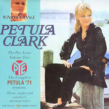 The Pye Years, Vol. 2 by Petula Clark - (Complete Petula '71 Sessions)  CD  1996