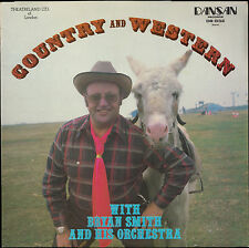 BRYAN SMITH AND HIS ORCHESTRA - COUNTRY AND WESTERN - LP - Dansan Records DS 032