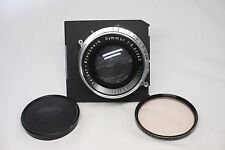 Very good++ Schneider Kreuznach Symmar 240mm F5.6 420/12 Made In West Germany