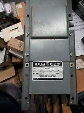 GENERAL ELECTRIC DE1AC421 OLD SURPLUS 225A 600V 3 PHASE FLEX A POWER #A61