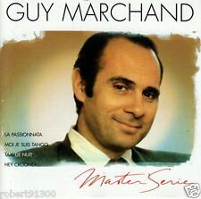 CD audio.../...GUY MARCHAND.../...LA PASSIONNATA...