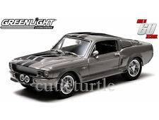 Greenlight Gone in 60 Sixty Seconds 1967 Shelby GT500 Eleanor 1:43 Grey 86411