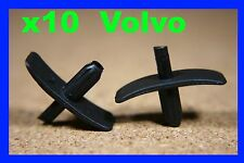 10 Volvo Radiator  insulation seal push pin fastener clip