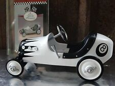 Hallmark 1960 Garton Eight Ball Tether Indy Racer Pedal Car 1:24 Scale Diecast