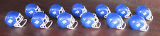 Lot of 12 NY New York GIANTS Mini Helmets Excellent Condition