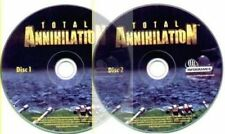 Total Annihilation    Brand New 2 CD Set   PC Game