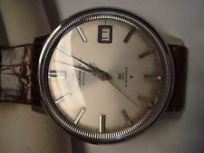 VINTAGE NEW OLD STOCK SEIKO SPORTSMATIC SLIMDATE DIASHOCK 30 JEWELS