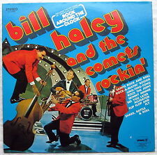 LP (s) - bill haley and the comets rockin´ - (Made in USA)