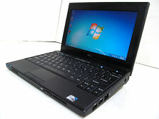 "Lot of 8 - Dell Latitude 2100  Laptop - 1.6 GHz 2GB 60GB  - 10.1""-Webcam"