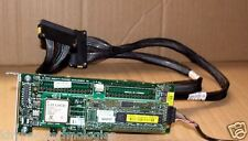 HP SmartArray P400 with 256 Cache, 2 X Raid Cables