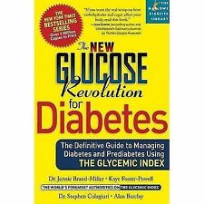 The New Glucose Revolution for Diabetes: The Definitive Guide to Manag-ExLibrary
