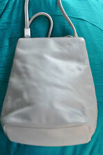 NIne West Ivory leather purse classic simple
