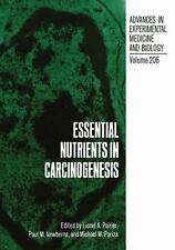 Essential Nutrients in Carcinogenesis (Advances in Experimental Medici-ExLibrary