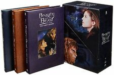 Beauty and the Beast - Complete Original Series Seasons 1 2 3 DVD Boxed Set NEW!