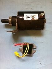 Briggs And Stratton 16HP Armature-Starter With Steel Gear And Regulator, 490309