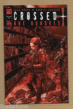 CROSSED + PLUS 100 #1 RED  INCENTIVE  VARIANT COVER AVATAR PRESS ALAN MOORE