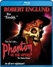 THE PHANTOM OF THE OPERA New Sealed Blu-ray Robert Englund