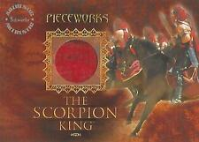 "The Scorpion King - PW-4 ""The Warriors"" Costume Card"